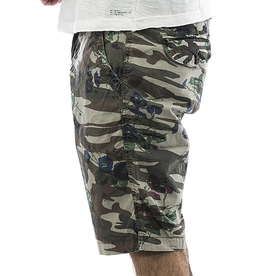 Petrol Industries Shorts 529 camouflage 2