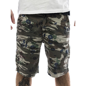 Petrol Industries Shorts 529 camouflage M
