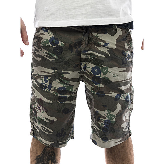 Petrol Industries Shorts 529 camouflage 1