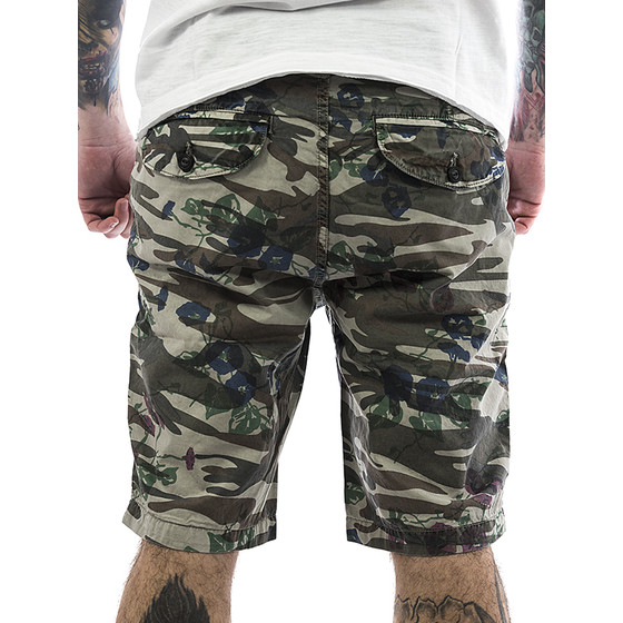 Petrol Industries Shorts 529 camouflage 3