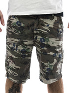Petrol Industries Shorts 529 camouflage XL