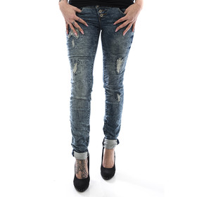 Rock Angel Jeans Sienna 1293 dark blue 1