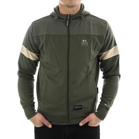 Crosshatch Sweatjacke Turnock 1808 beetle