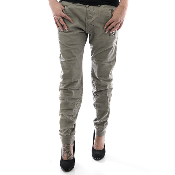 Urban Surface Damen Chino 61650 grey 11