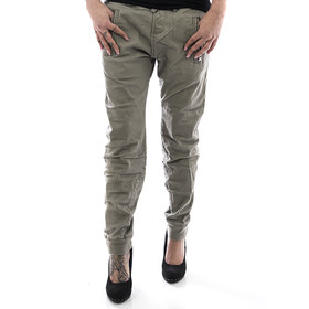Urban Surface Damen Chino 61650 grey 1