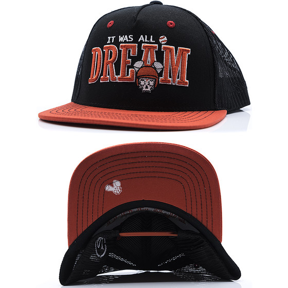 Who Shot Ya? Trucker Cap Dreamball 2