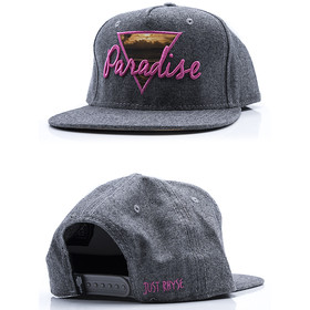 Just Rhyse Snapback 286 Paradise grey 1-1