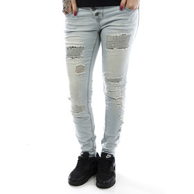 Rock Angel Jeans Amy 939 light blue 1