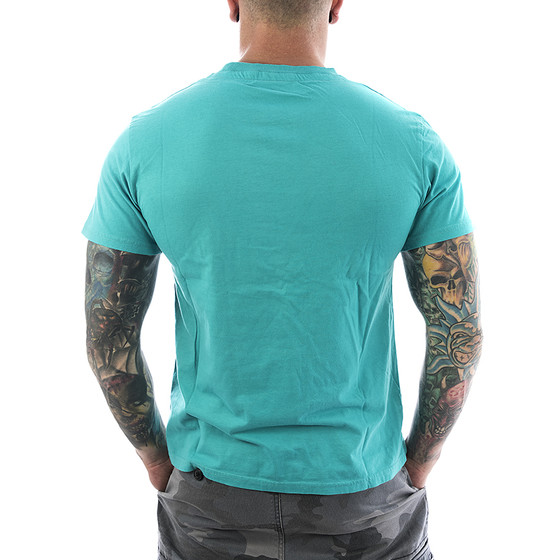 Pure Hate T-Shirt Grenade 0008 turquoise 22