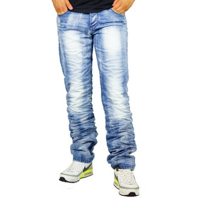 Redbridge Herren Jeans R41017 stone - wash blue 11