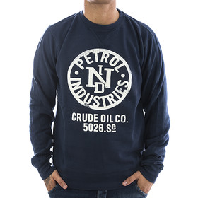 Petrol Industries Sweatshirt Rond 305 petrol blue 1