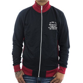 Petrol Industries Sweatjacke Sport 351 navy 1