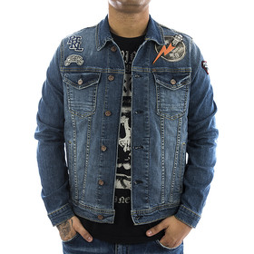 Petrol Industries Jacke Thunder 136 blue 1