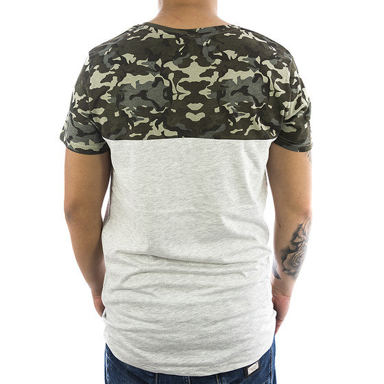 Sublevel T-Shirt Ultimate 20973 pastel grey 22