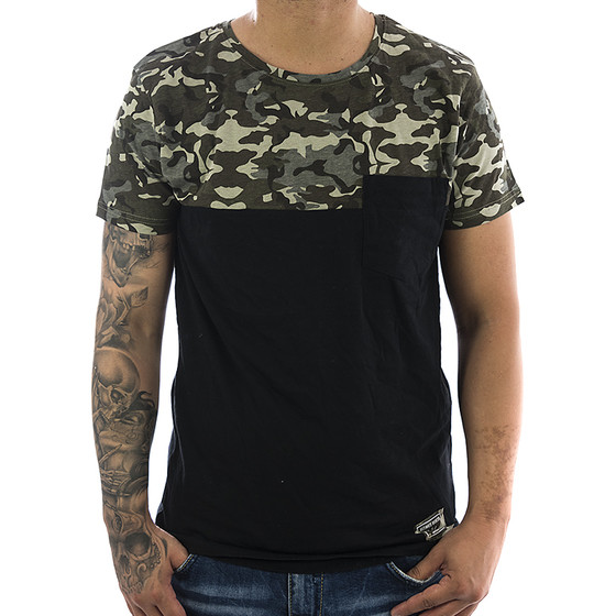 Sublevel T-Shirt Ultimate 20973 black 11
