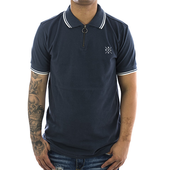 Sublevel Polo Logo Patch 20951 blue 1