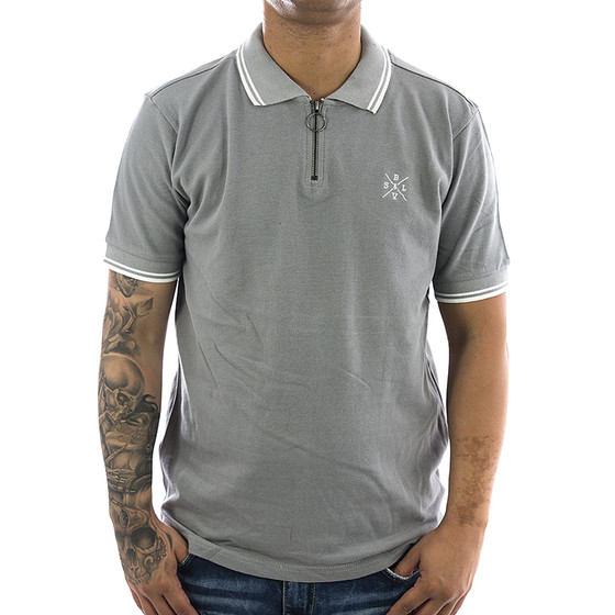 Sublevel Polo Logo Patch 20951 light grey 1