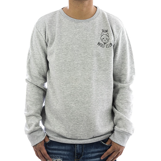 Sky Rebel Sweatshirt Luis 21020 grey 22