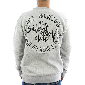 Sky Rebel Sweatshirt Luis 21020 grey 11