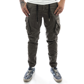 Urban Surface Sweatjeans 61768 dark green 1