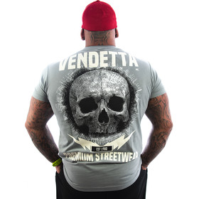 Vendetta Inc. Shirt EST 1980 1001 grey 11