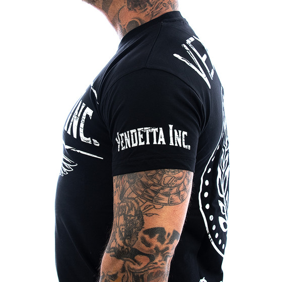 Vendetta Inc. Shirt Bound 1006 schwarz