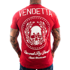 Vendetta Inc. Shirt Bound 1006 rot 1