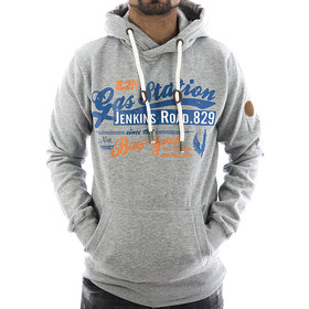 Eight2nine Sweatshirt Gas Station light grey 21026 1