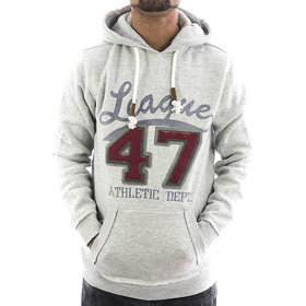Eight2nine Sweatshirt League pastel grey 1
