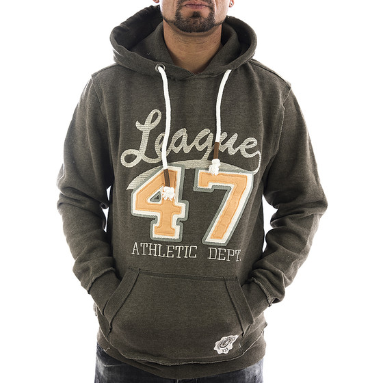 Eight2nine Sweatshirt League dark green 1
