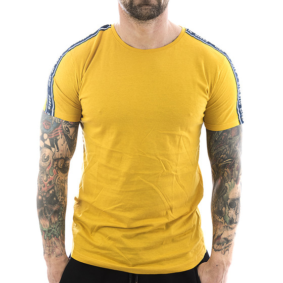 Sublevel T-Shirt Sport One 1052 dark yellow 1