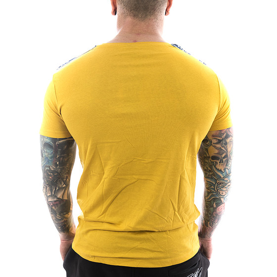 Sublevel T-Shirt Sport One 1052 dark yellow 3