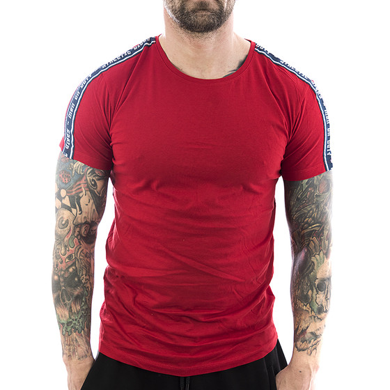 Sublevel T-Shirt Sport One 1052 rot 1