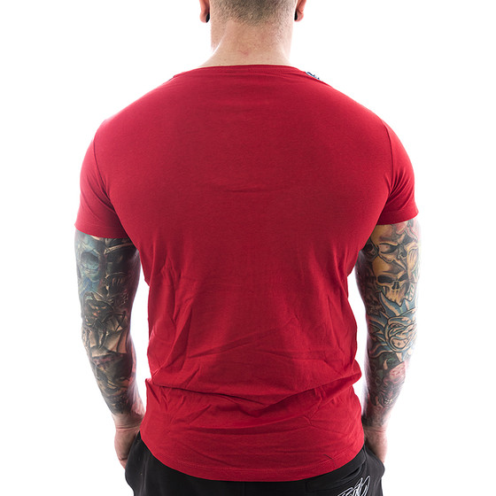 Sublevel T-Shirt Sport One 1052 rot 3