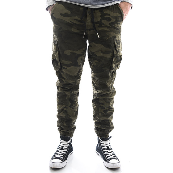 Urban Surface Cargohose 61768 green 1