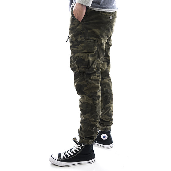 Urban Surface Cargohose 61768 green 2