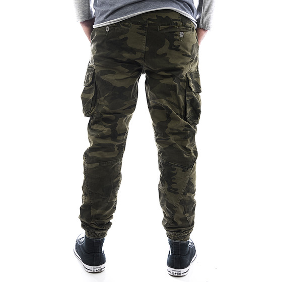 Urban Surface Cargohose 61768 green 3