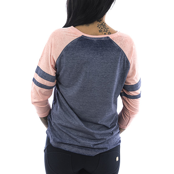 Sublevel Longsleeve Brooklyn 02060 dark blue 2