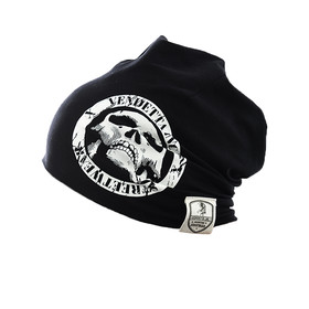 Vendetta Inc. Slouch Beanie - black 11