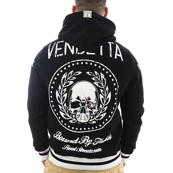Vendetta Inc. Sweatshirt Bound 4002 schwarz 1