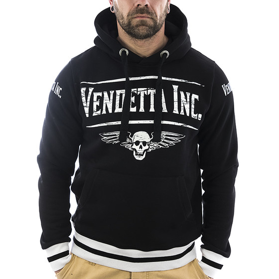 Vendetta Inc. Sweatshirt Bound 4002 schwarz 2
