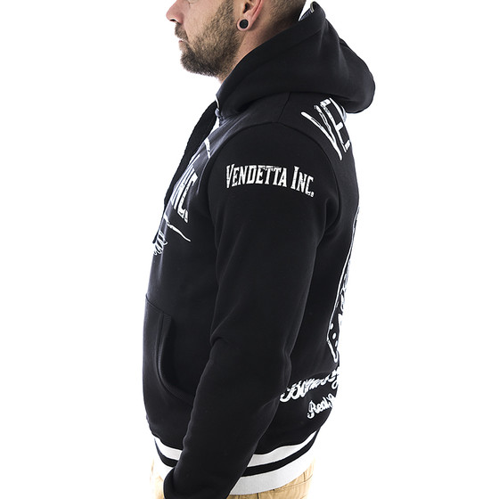 Vendetta Inc. Sweatshirt Bound 4002 schwarz