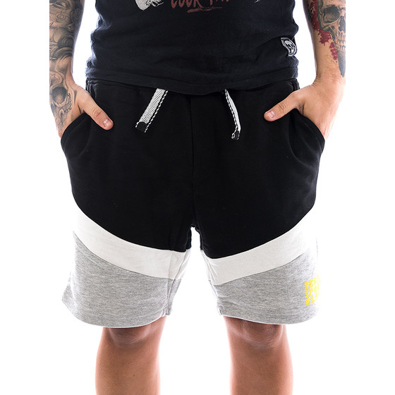 Sky Rebel Shorts Sports Club 61871 black 1