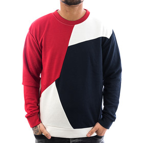 Sublevel Sweatshirt Color 21060 bright red 1