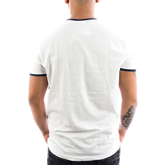 Eight2nine Shirt Logo Stripe 1117 white 2-2