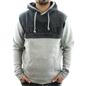 Lonsdale Sweatshirt Multon 113928 grey 11