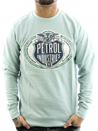 Petrol Industries Sweatshirt Driven 303 blue 3XL