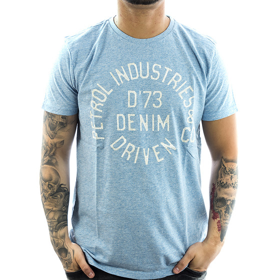 Petrol Industries Shirt D'73 642 turquoise 1