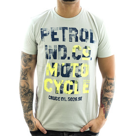 Petrol Industries Shirt Cycle 644 pistachio 1