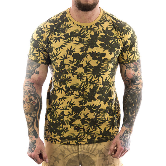 Petrol Industries Shirt Power 637 yellow sand 1